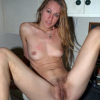 A multiplicity of first-timer solo chicks showcasing their all natural fur covered vaginas in the nude