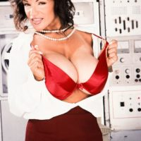 Busty BriAnna is the babe of the day for July 07, 2021