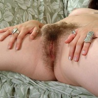 Euro amateurs with big all-natural breasts spreading their hairy muffs wide open