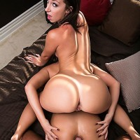 Sex industry stars Phoenix Marie and Jada Stevens take on a immense penis during a 3some